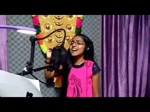 Bheeni Bheeni Bhor song cover version  sung by Varsharenjith