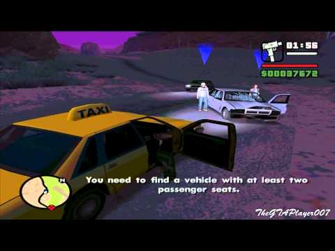 "GTA : San Andreas - Mission#76 - ""Don Peyote"" - (PC)"
