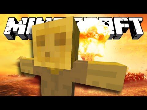 МАНЕКЕН - Minecraft (Обзор Мода)