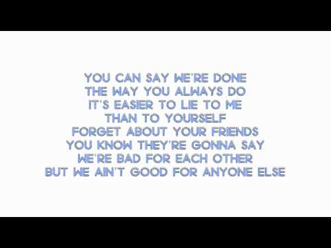 Kenny Chesney - Come Over (Lyrics)