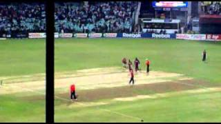 cricket world cup 2011 eng vs wi gayle entry.mp4