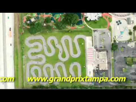 Television Commercial Sample - Grand Prix Tampa