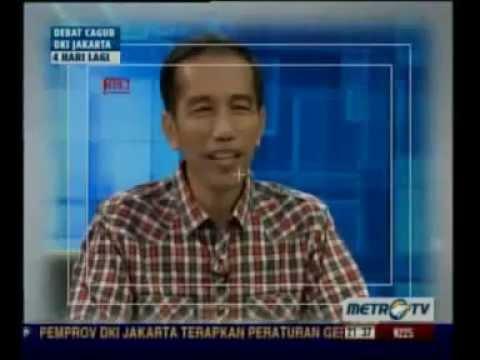 Jokowi-Ahok di acara Mata Najwa MetroTV part 1