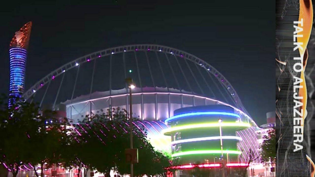 Hassan al-Thawadi: World Cup is the perfect tool to fight terrorism - Talk to Al Jazeera.