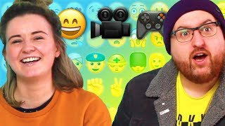 Irish People Try Guess The Movie From Emojis