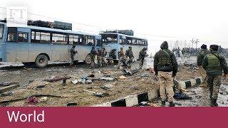 Car bomb explodes in Kashmir