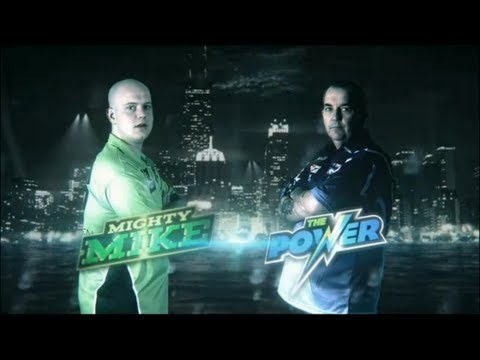 Premier League Of Darts 2013 - Week 10 - Van Gerwen VS Taylor HD