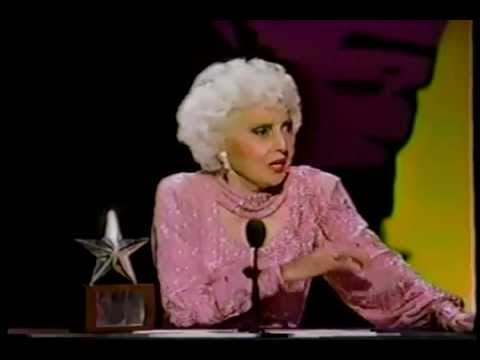 BARBARA STANWYCK 1987 Receives AFI Award Video