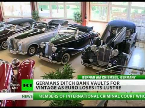 Art Of Investment: Germans opt for luxury amid crisis
