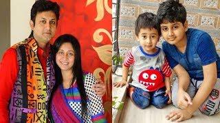 কোথায় আছেন আমিন খান?? স্ত্রী সন্তান নিয়ে কি করছেন ?? Bangladeshi Actor Amin Khan Family