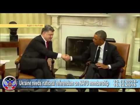15-16.12.2014 Ukrainian crisis news. Latest news of Ukraine, NATO, Belgium ISIS