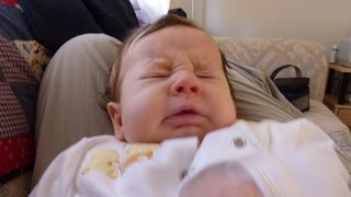 Funny Babies Sneezing - Funny Baby Video Compilation
