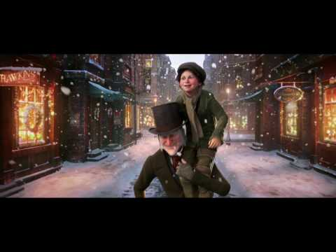 Disneys A Christmas Carol The Event behind-the-scenes featurette