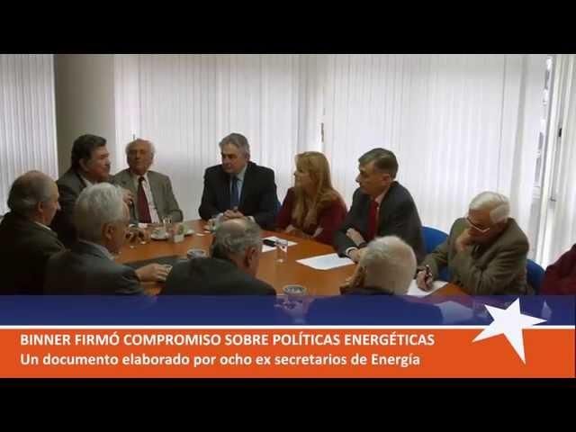 """""""La energía como política de Estado"""""""