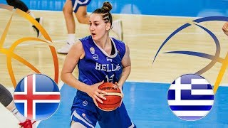 Исландия до 20 (Ж) : Греция до 20 (Ж)
