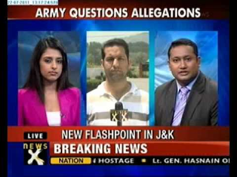 J&K: Kashmiri woman alleges rape by army men