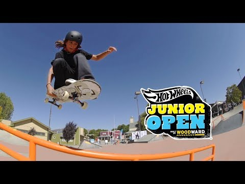 Skate Street Highlights - Hot Wheels Junior Open at Woodward West