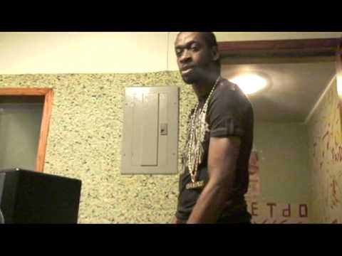 Kingston City Dubplates with Bounty Killer, Iyara, Marlon Binns & PayDay Music in the Studio