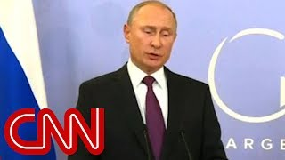 Putin says he and Trump discussed Kerch Strait  from CNN