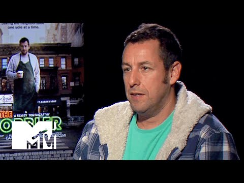 Adam Sandler Discusses The Inspiration For 'The Cobbler' | MTV News