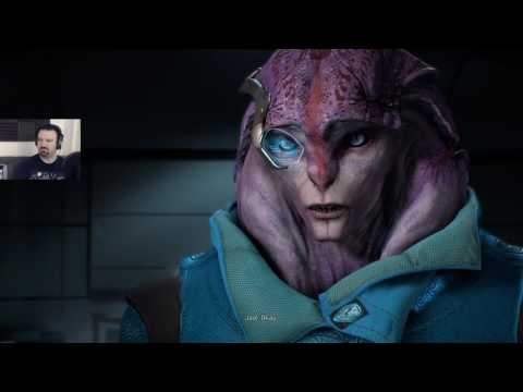 Mass Effect: Andromeda playthrough p47 - New Crew Interactions and Loadout