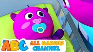 BEDTIME SONGS | NEW | All Babies Channel Nursery Rhymes & Kid Songs