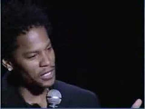 DL Hughley Live in Indianapolis Black Expo 2003! Pt. 4