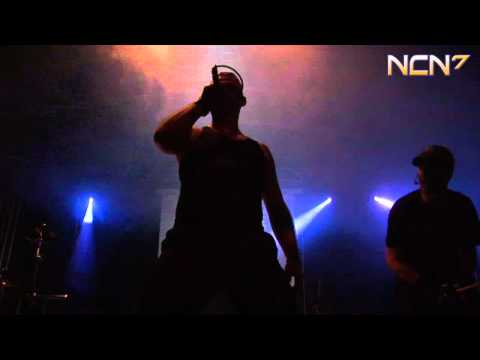 Orange Sector - Dynamit (live @ NCN-Festival 2012) [HD/Multicam]