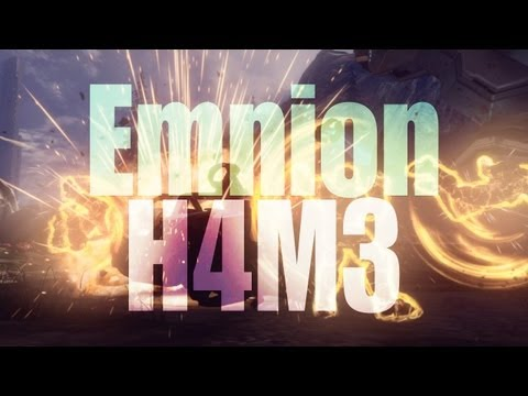Emnion :: Halo 4 Montage 3 - Edited by SillyGoose