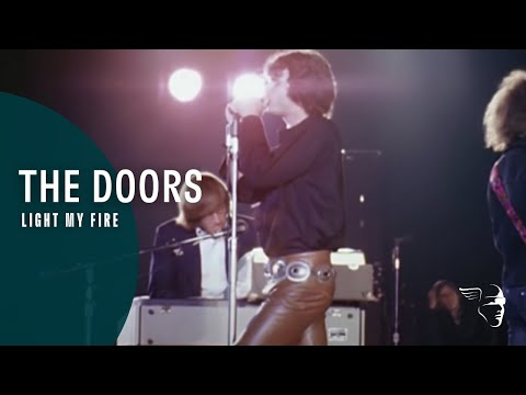 The Doors - Light My Fire (Live At The Bowl '68)
