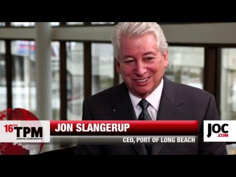 TPM 2016: Long Beach works to optimize the supply chain