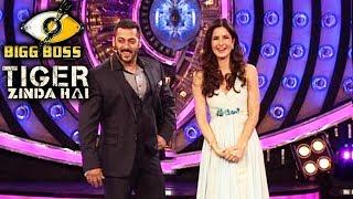 download lagu Salman-katrina ने Bigg Boss में किया Tiger Zinda Hai gratis