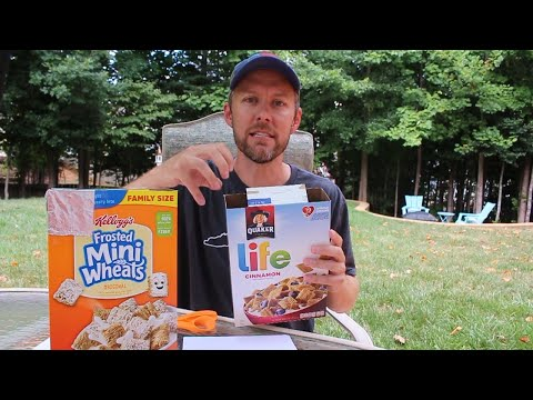 Make a solar eclipse viewer at home with a cereal box
