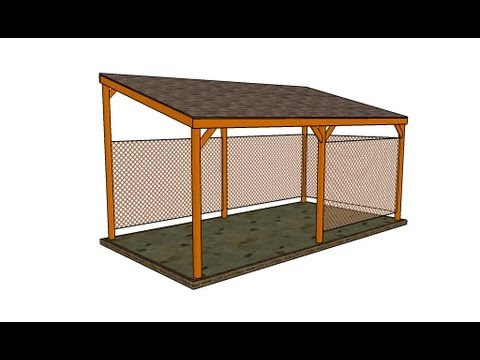Wooden carport youtube Wood carport plans free