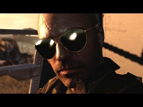 Behind the Scenes with Trent Reznor & David S. Goyer - Official Call of Duty: Black Ops 2 Video