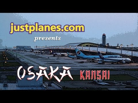 World Airports: OSAKA Kansai