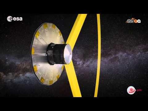 Gaia, il cartografo celeste in un tappeto di stelle