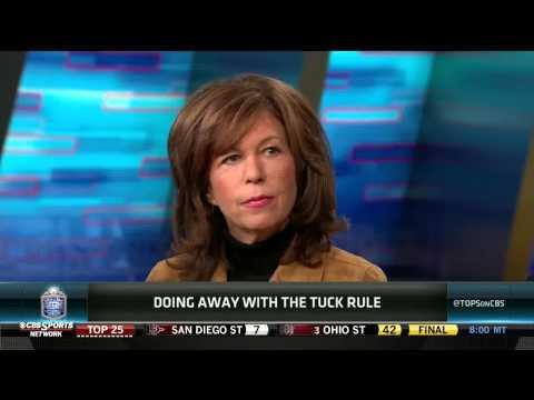 Amy Trask on Tuck Rule