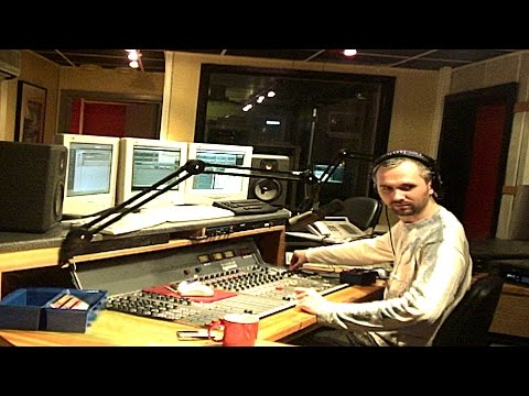 Radio 1 Bergen - Behind The Scenes 05.01.2005