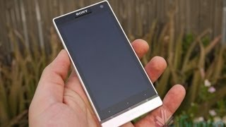 XPERIA S Android Ice Cream Sandwich 4.0.4 Update Hands On - iGyaan HD