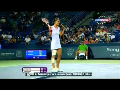 Funny Moments In Tennis 3 Video Fun