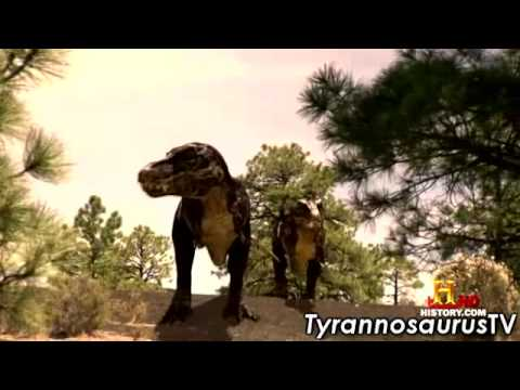 Tyrannosaurus REX - Jurassic Fight Club profile