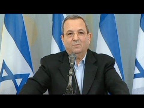 image vidéo Ehud Barak quitte la vie politique