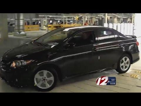 Toyota recalls about 6.4 million cars