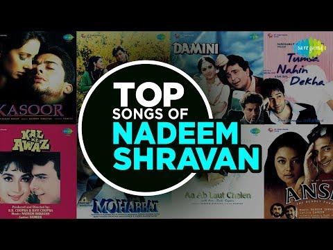 Top songs of Nadeem Shravan | Kitni Bechain Hoke | Jab Se Tumko Dekha | Bheed Mein