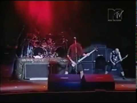Slayer - Stain of Mind (Live in Monsters Of Rock 1998)