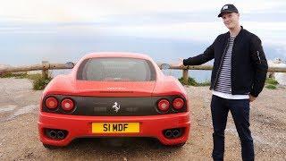 Amazing Tubi Style Exhaust On My Ferrari 360!
