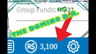 ROBLOX - HOW TO TRANSFER GROUP FUNDS INTO YOUR ACCOUNT
