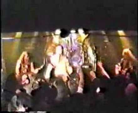 Pantera - Metal Gods feat. Kerry King (live 20th may 1989)