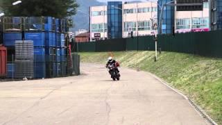 Exclusive! Ducati Scrambler seen noise testing
